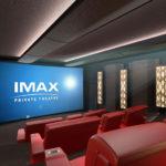 IMAX installe une salle de cinéma chez vous !
