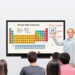 Les cours deviennent encore plus interactifs avec Sharp !