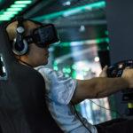 Une zone réservée à la réalité virtuelle !