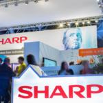 ISE 2017 : Sharp se réinvente !