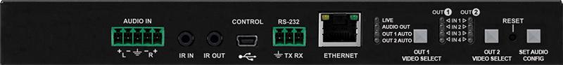 Matrice Lightware MMX4X2-HDMI