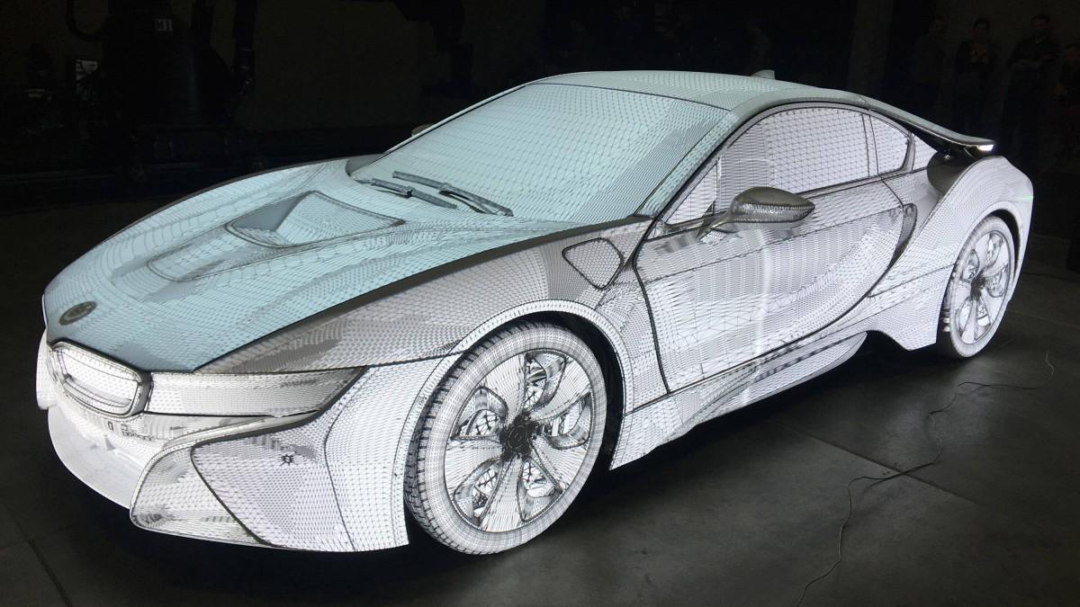 Christie BMW Mapping