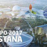 EAVS Groupe et VLS ouvrent l'exposition mondiale Astana 2017 !
