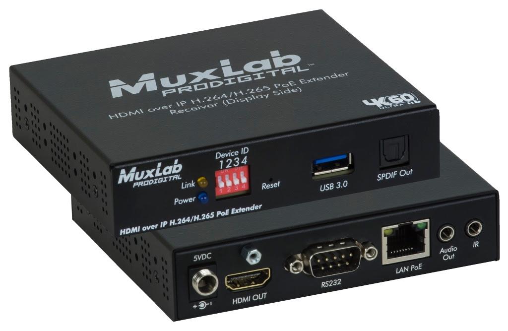 Muxlab 500762