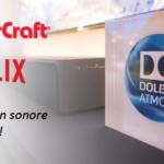 Profitez d'une immersion sonore Dolby Atmos avec Netflix !
