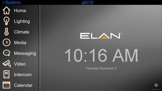 Elan app mobile