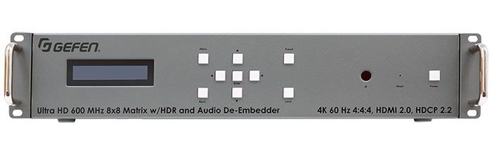 Gefen EXT-UHD600A-88 front