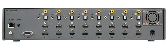 Gefen EXT-UHD600A-88 rear