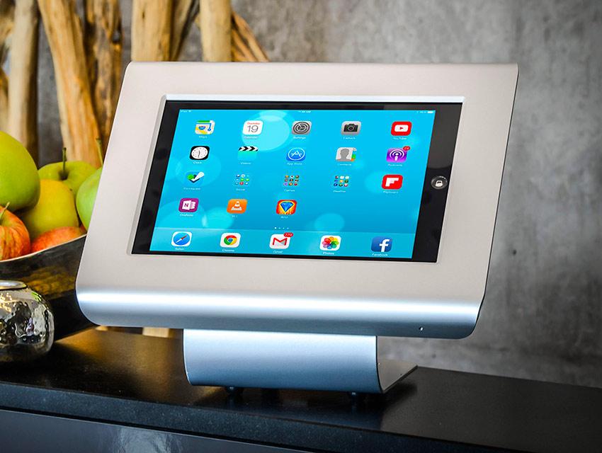 Kindermann TabletBay : un boîtier d'intégration pour tablettes bien pensé