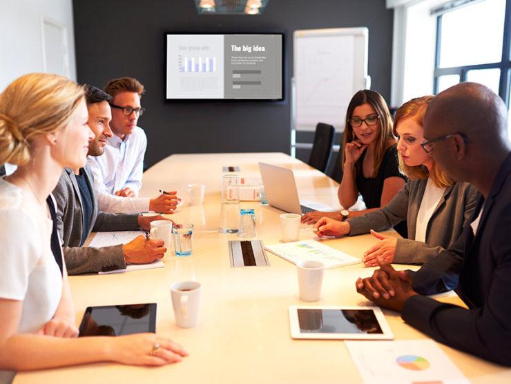 NovoPRO et NovoTouch stimulent les interactions des participants à vos réunions