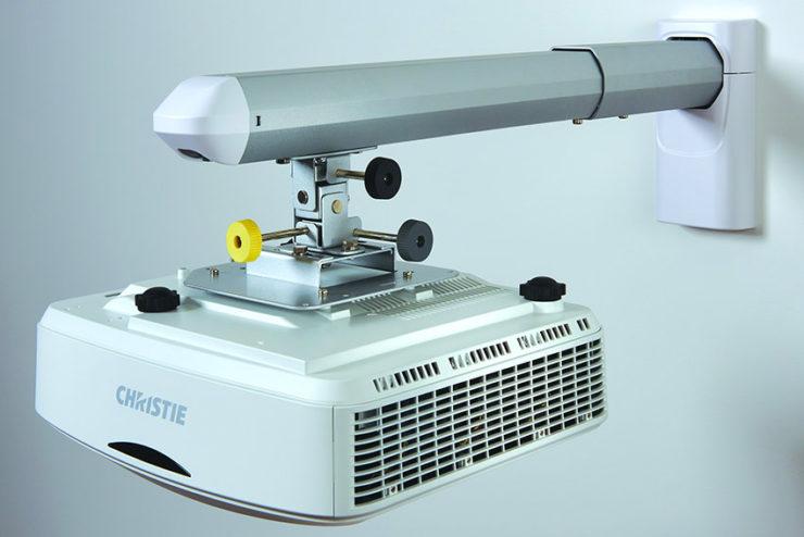 Christie DHD400S : un vidéoprojecteur à focale ultra-courte et à technologie laser
