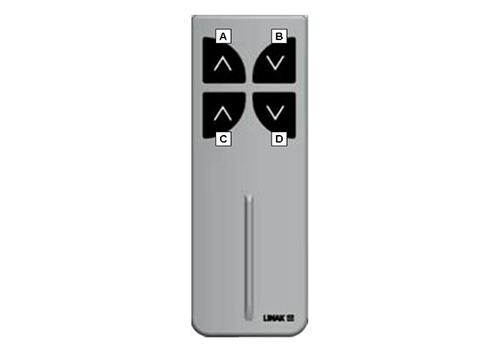 Audipack FSW-T160B remote