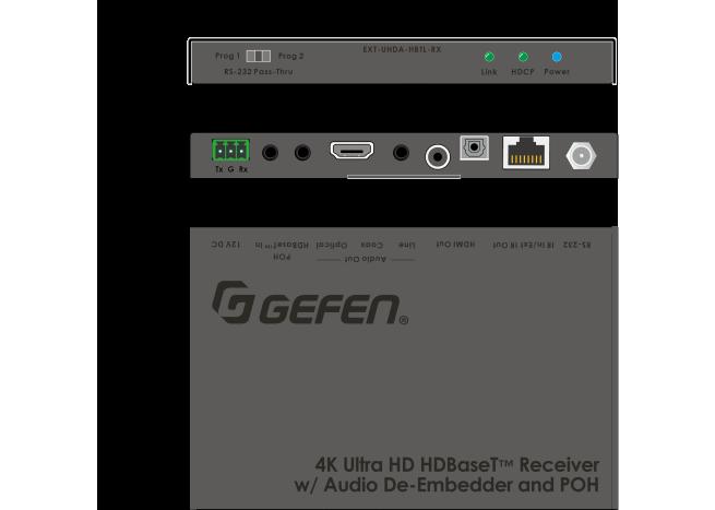 Gefen — EXT-4K300A-MF-41-HBTLS/EXT-UHDA-HBTL-RX