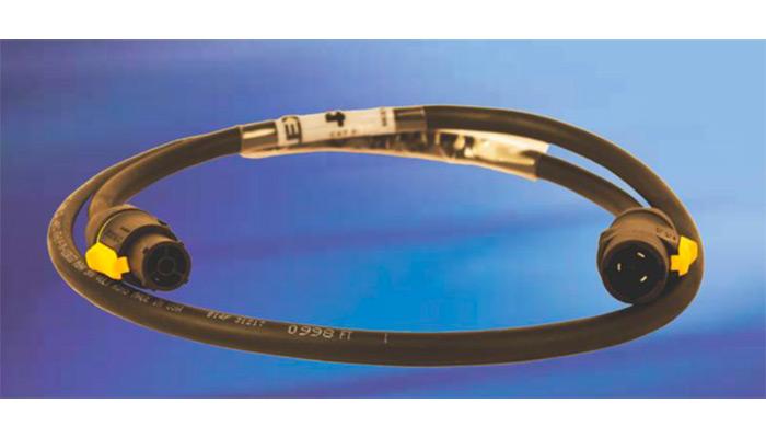 Neutrik powerCON TRUE1 cable LEX