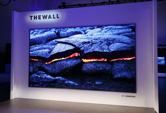 Samsung The Wall Micro LED 146