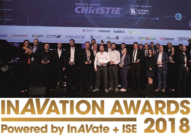 Votez pour les 2018 InAVation Awards