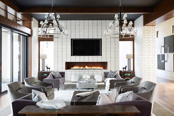 Elan Denny Hamlin Home salon