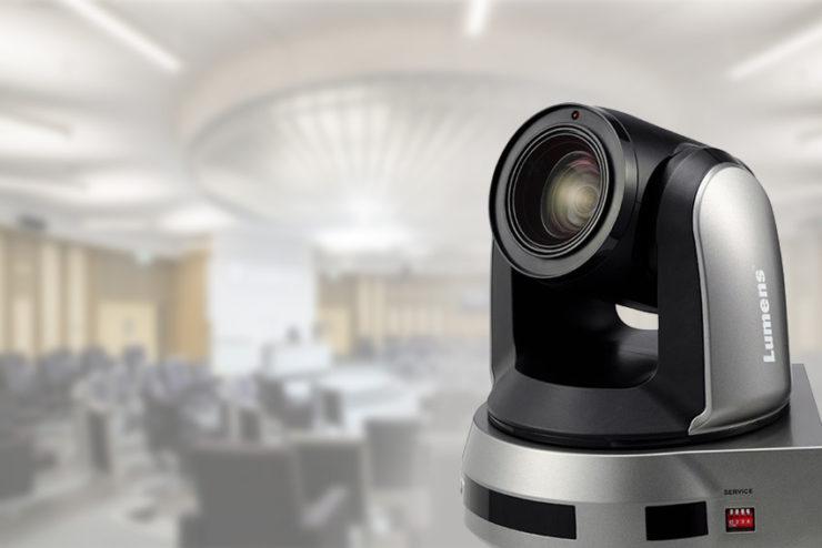 Lumens VC-A70H : la caméra 4K motorisée pour salles de réunion et de conférence