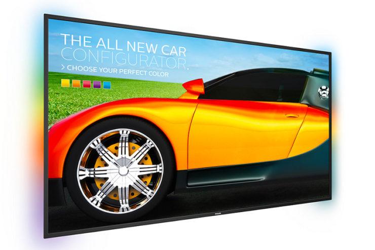 Philips complète ses gammes d'écrans D-Line et Q-Line avec de nouvelles tailles et de nouvelles fonctionnalités