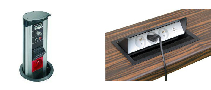 e-boxx boitiers de table