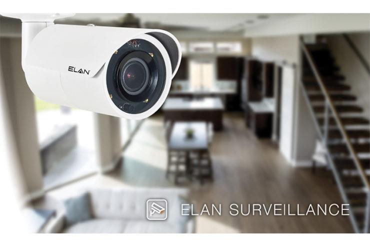 Elan intègre désormais sa propre solution de vidéosurveillance