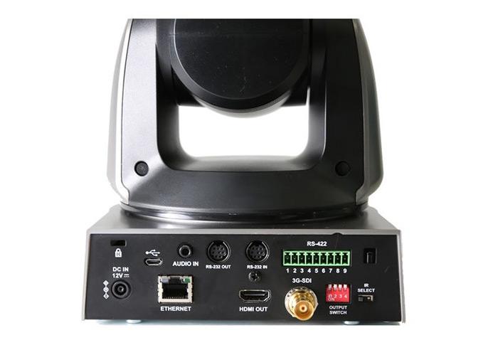 lumens vc-a50pn ndi-hx connexions