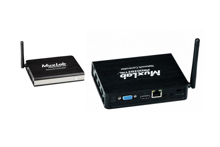 Retour sur le contrôleur ProDigital pour tous les projets MuxLab AV sur IP