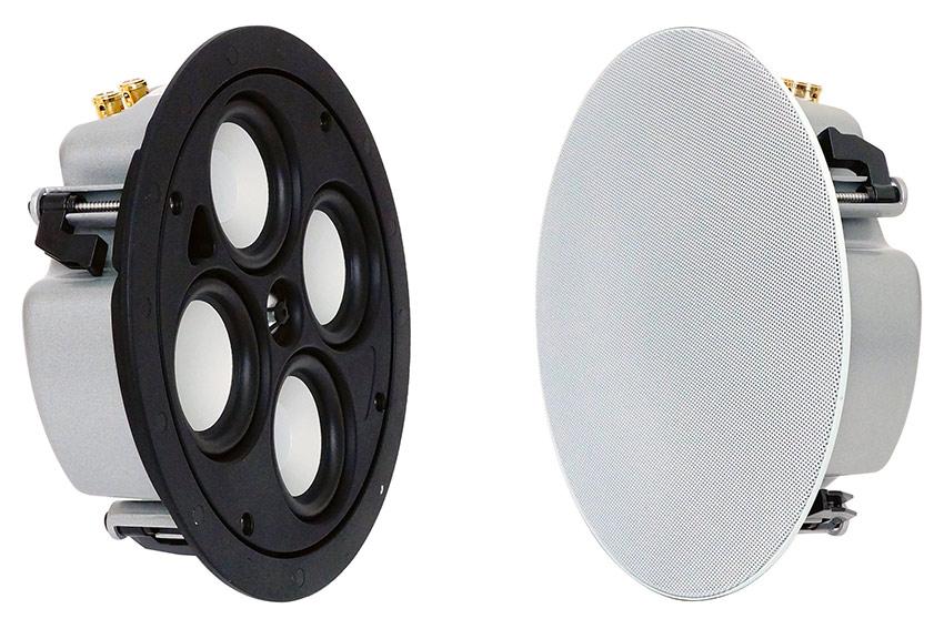 Speakercraft Accufit Ultra Slim : des enceintes encastrables ultra fines pour s'installer partout