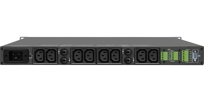 Furman CN-3600S-E connexions