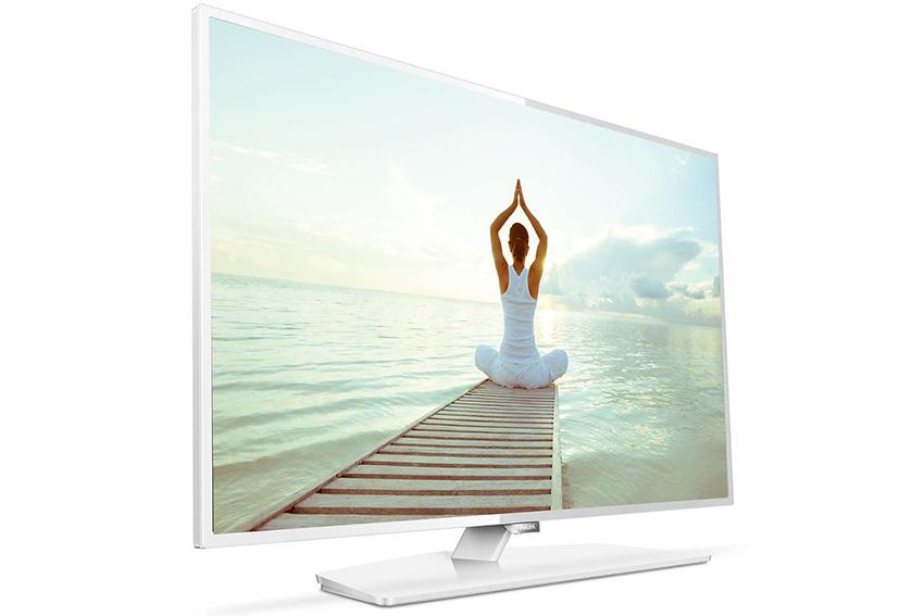 Philips HFL3011 : des écrans en finition blanche pour l'hôtellerie et le milieu hospitalier