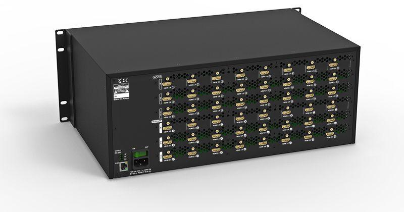 Lightware mx2-24x24-hdmi20 back