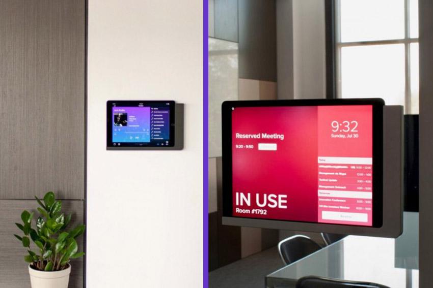 Des supports hyper design pour iPad chez Viveroo