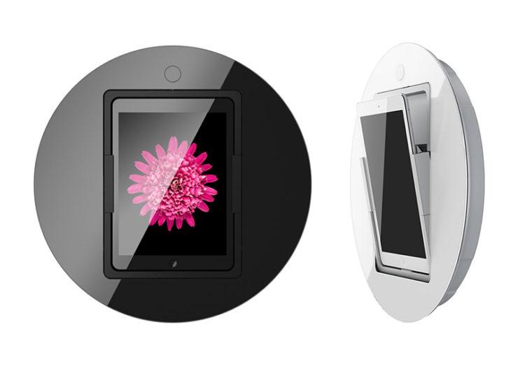 Viverro Loop : un magnifique support pour iPad rotatif et encastrable