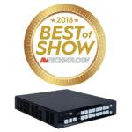 Le processeur multi fenêtrage tvONE CORIOview 4K récompensé par le Best Of Show à l'InfoComm 2018