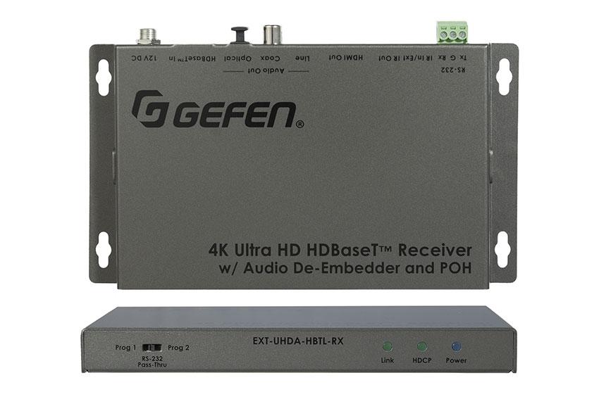 Gefen lance trois nouveaux produits pour transmettre du HDMI 4K en HDBaseT