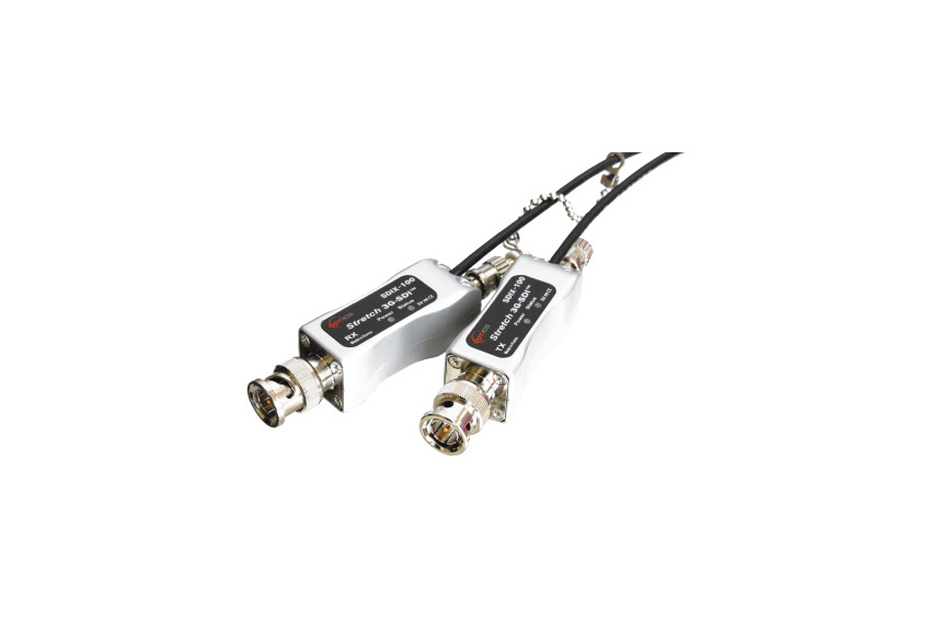 Comment étendre un signal 3G-SDI sur 30 km avec les convertisseurs optiques Opticis