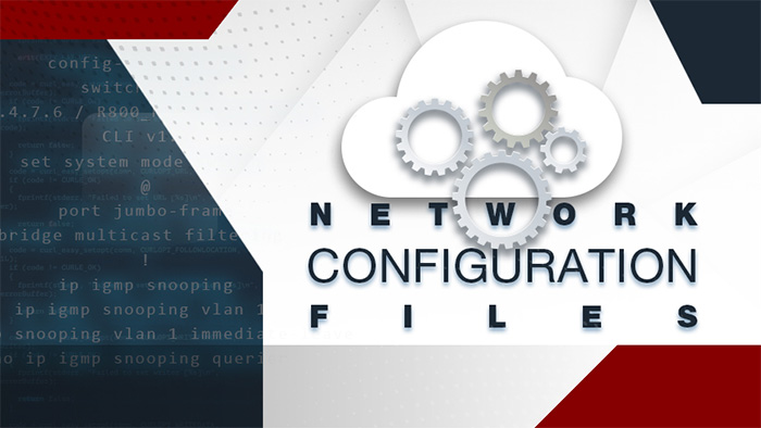 lightware network configuration files