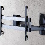 Les supports muraux inclinables avec bras articulé Ultimate série RX