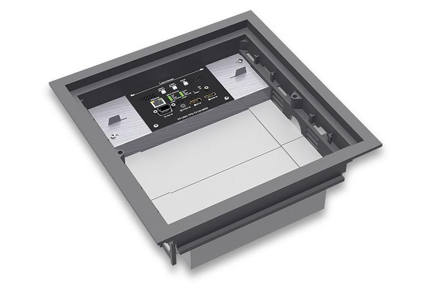 Un extender encastrable multi formats 4K et HDBaseT chez Lightware
