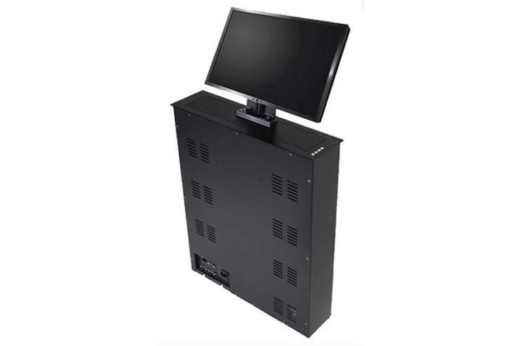Audipack FTL : une motorisation encastrable prête à installer pour écrans de 17 à 24