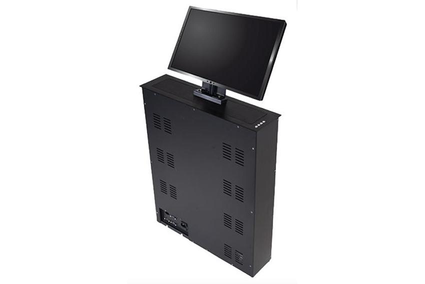 """Audipack FTL : une motorisation encastrable prête à installer pour écrans de 17 à 24"""""""