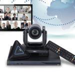 Les systèmes de visioconférence complets et prêts à l'emploi chez AVer