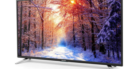 Gamme Sharp CFE : des téléviseurs Full HD design et accessibles