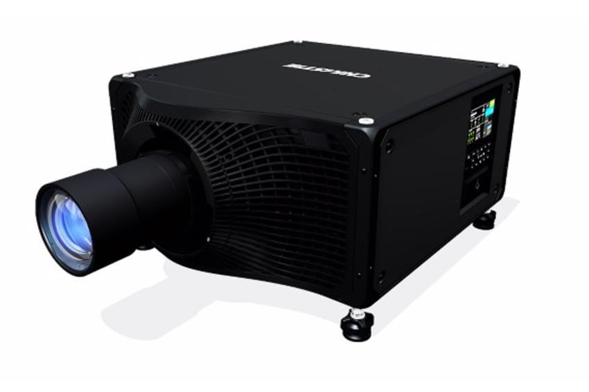 Christie Mirage SST Laser RGB : un vidéoprojecteur parfait pour les parcs d'attraction