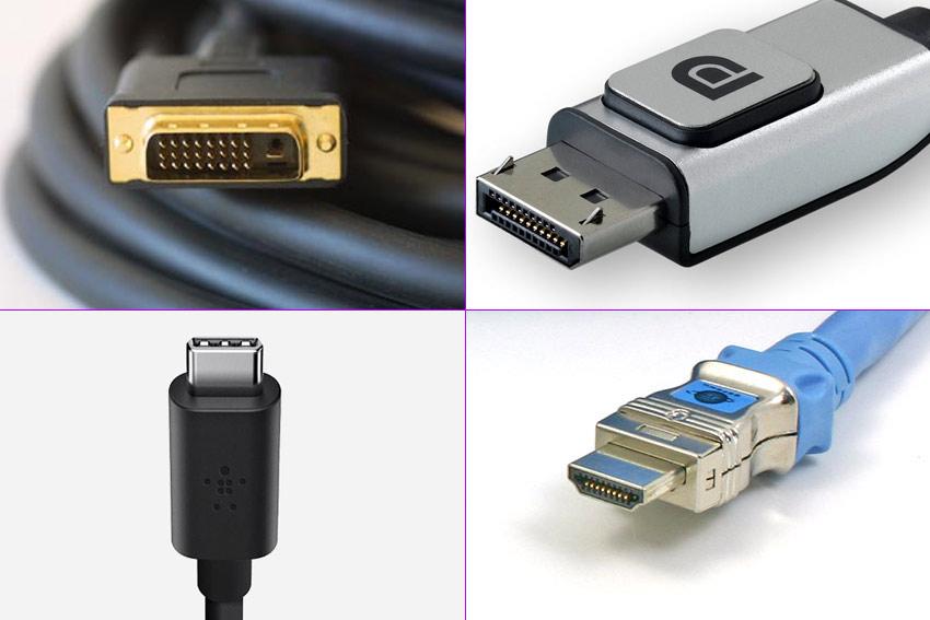 [Dossier]Les connecteurs vidéos numériques : DVI, HDMI, DisplayPort, USB-C