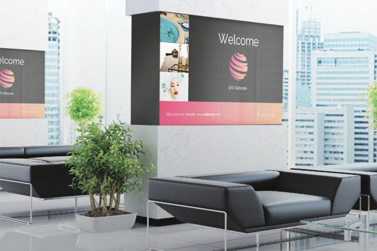 Hôtellerie : comment créer des écrans d'accueil remarquables avec NovoDS ?