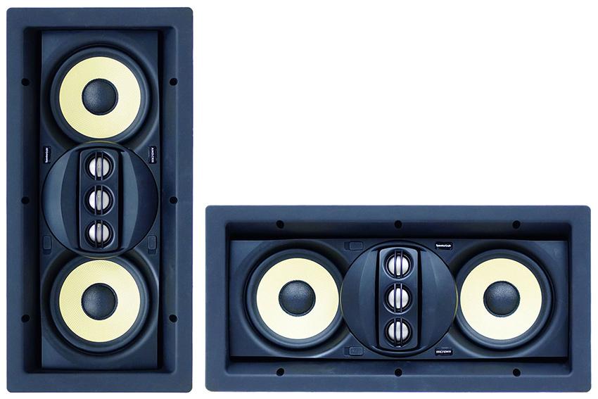 Speakercraft AIM LCR5, des enceintes parfaites pour un home cinema performant et invisible