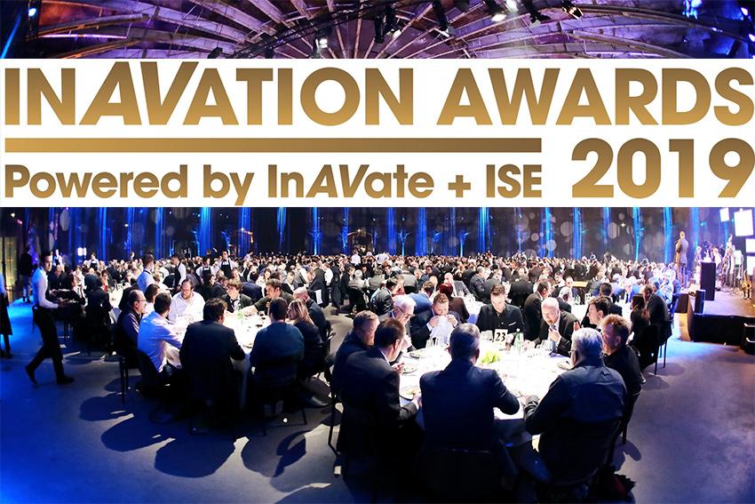 Les meilleurs produits sélectionnés pour les InAVation Awards 2019