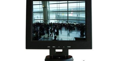 Les moniteurs iPure de petite taille pour la vidéosurveillance