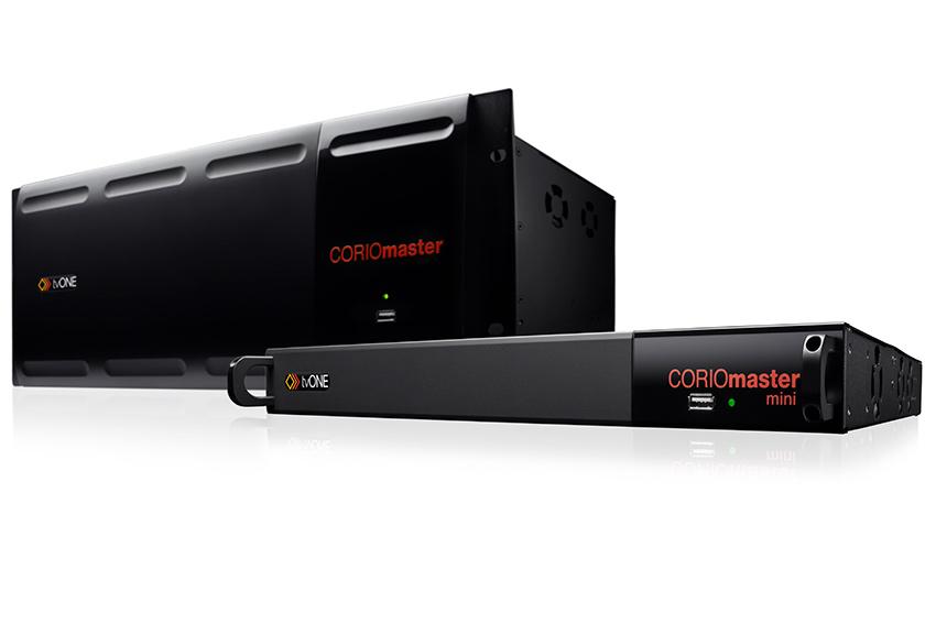 Le plein de nouveautés pour les processeurs vidéo tvONE CORIOmaster C3